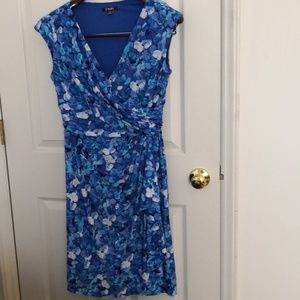 Chaps Jersey Dress